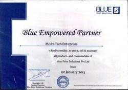 Blue Certified