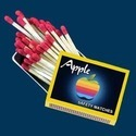 Apple Safety Matches