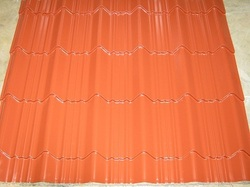 Pre-Coated Tile Profile Sheet