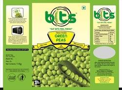 Frozen Food Packaging Pouch