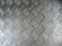 ALUMINIUM CHQUERED SHEETS