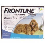 Frontline Plus Flea and Tick Protection Small and Medium Dog
