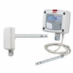 Temperature Air Velocity Transmitter