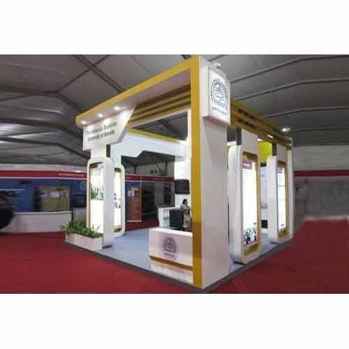 Exhibition Stall Fabricators In Kolkata : Crowd pullers service provider of exhibition stall
