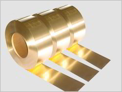 MM Brass Sheet Coil