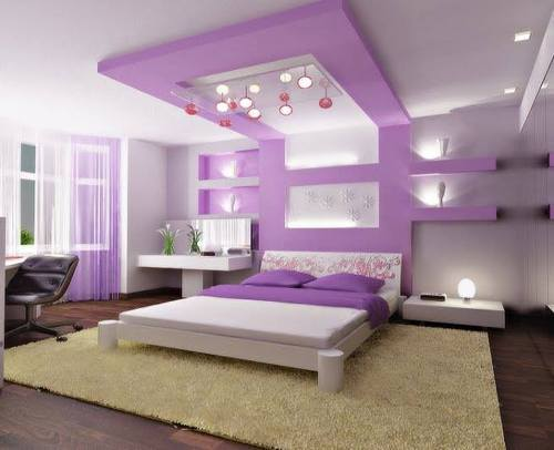 . Bedroom Interior Designing in Pitampura  New Delhi   ID  9966337112