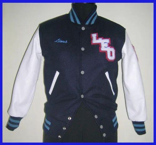 Men''s Varsity Jacket