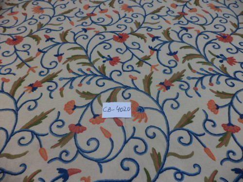 Crewel Furnishing Fabric Exclusive Crewel Furnishing Fabric