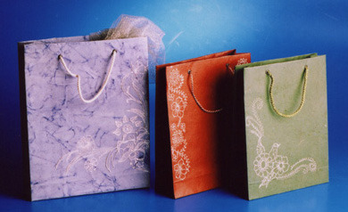 Paper Made Shopping Bag