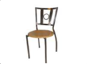 Trends Wooden Cafe Chair, Size: L480 X W420 X H900 Mm