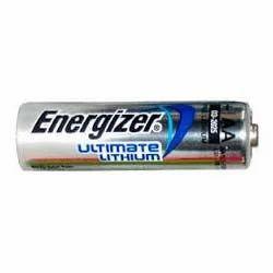 AA 1.5V Lithium Energizer Model-L91