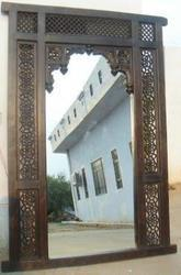 Doorway Mirror Frame