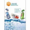 Liquid USB Drives