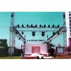 Stage Lighting Gels Truss