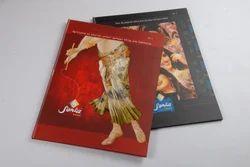 Saree Catalog Printing Services