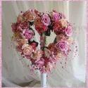 Mix Rose Heart Bouquet