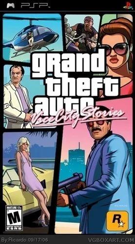 Gta Vice City PSP