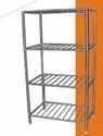 Steel Pot Rack