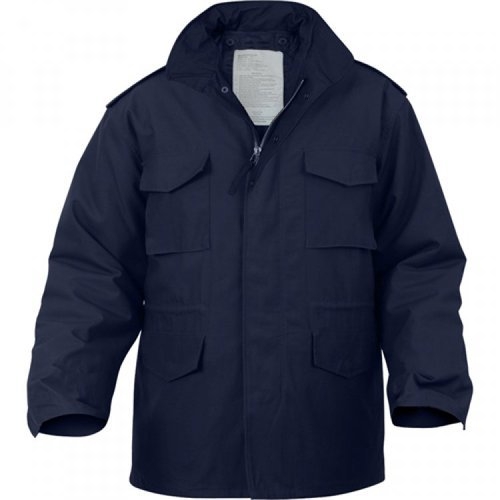 Navy Blue Security Guard Jacket