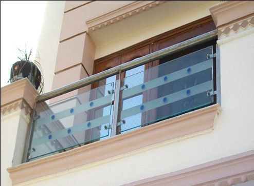 Stain Steel Balcony Railing View Specifications Details Of