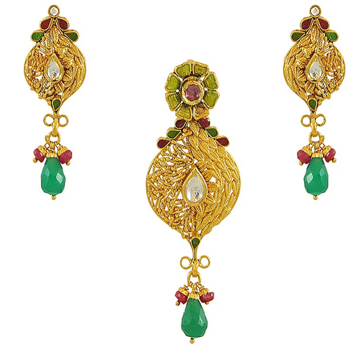 Antique gold pendants antique gold jewellery court road antique gold pendants aloadofball Image collections