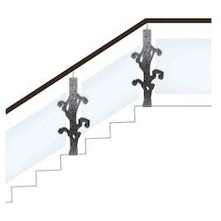 Design Metal Banister