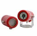 Flame Detectors Calibration