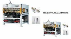 Singel Phase Thermocol Plate Machine