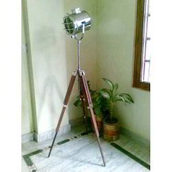 Tripod With Lights