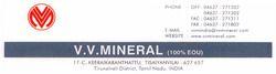 V.V Mineral