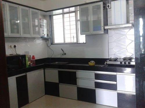 modular kitchen interior design in comfort zone pune  id