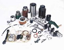 6 Cylinder And 4 Cylinder Diesel Engine Spare Parts, Packaging Type: Box