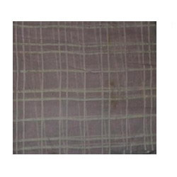 Voile Check Fabric