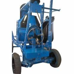 Access Stainless Steel Mixture With Hoist