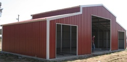 Prefabricated Ware House