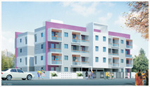 Vijay Sankul Residential Flat