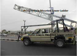 Vehicle Mount Tower Ladder