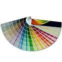 彩色抵押品