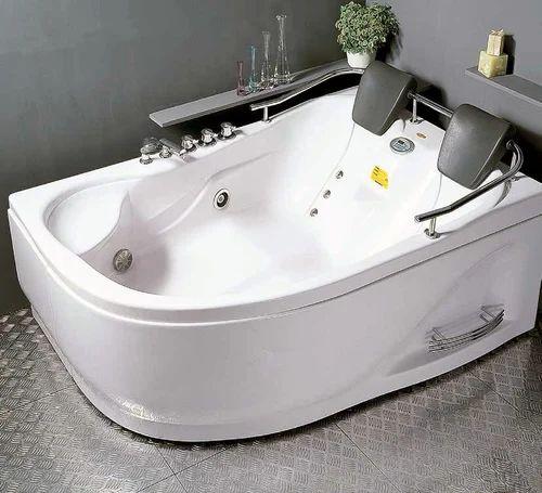 APPOLLO(ITALY) White 2 Seater Bath Tubs AT-0919 & APPOLLO(ITALY) White 2 Seater Bath Tubs AT-0919 Rs 263320 /piece ...
