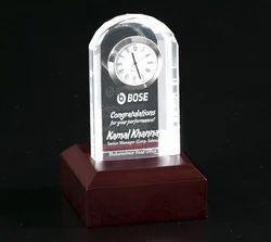 3D Clock Crystal