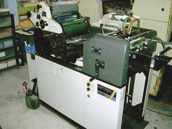 Used Hamada 600 Offset Printing Machine