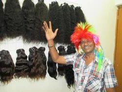Deep Wavy Machine Weft Hair