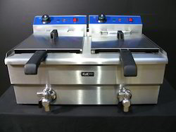 Deep Fat Fryer - Electrical Operated -table Top Model