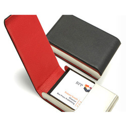 Visiting Card Leather