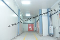 Insulated Panels for Cold Storage