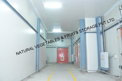 Jindal PUF Insulated Panels for Cold Storage, 150 Gsm, Thickness: 100mm