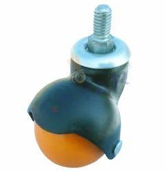 Solid Ball Castor
