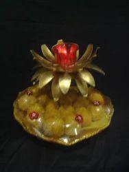 Laddoo On Lotus Leaf