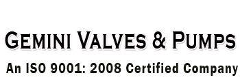 Gemini Valves & Pumps Pvt. Ltd