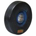 Rubber Bonded Trolley Wheel 8 x 2